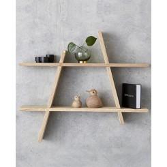 Andersen Furniture A Hylde i træ / Amagerhylden