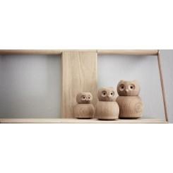 Andersen Furniture træfigur / Ugle i træ