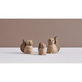 Andersen Furniture Træfigurer Egern