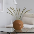 Cooee Design Ball vase i farven coconut