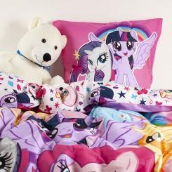 Artic sengesæt My Little Pony pony-vennerne