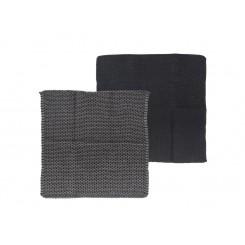 Södahl Mix Karklude i farven sort/grå