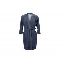Södahl badekåbe Soft i farven China blue