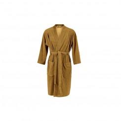 Södahl badekåbe soft I farven golden