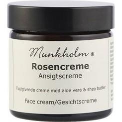 Munkholm Ansigts Rosencreme