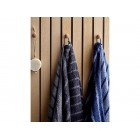 Södahl Håndklæde Organic Common i farven Blå