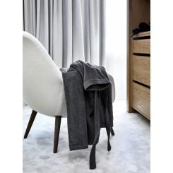 Høie Badekåbe / morgenkåbe herkules til mænd i farven stål grå