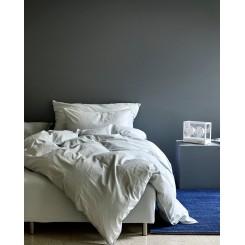 Høie sengesæt Frøya i farven himmelblå