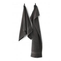 Compliments Håndklæder Slow i farven grå