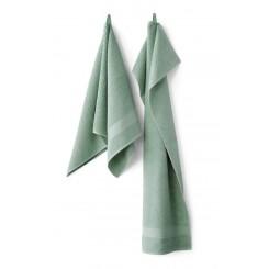 Compliments Håndklæde slow i farven dusty green